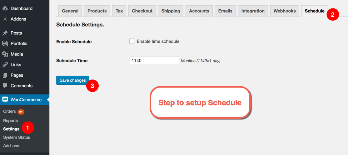 how to cancel a wordpress order